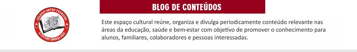 Blog Antão Ferreira