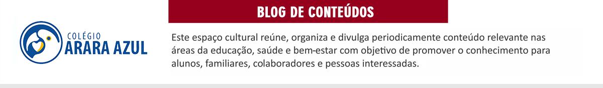 Blog Arara Azul