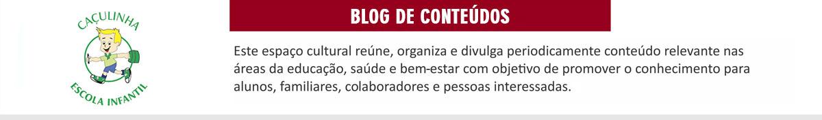 Blog Caçulinha