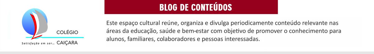 Blog Caiçara