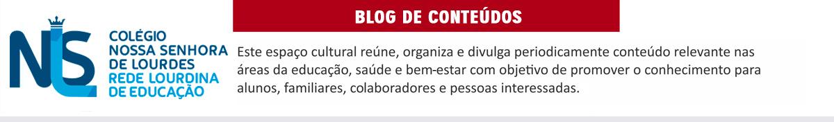 Blog Colégio Nossa Senhora de Lourdes