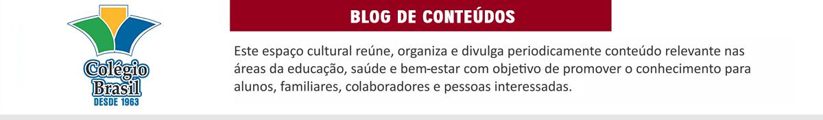 Blog Colégio Brasil