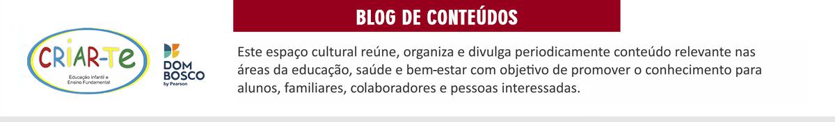 Blog Criar-te