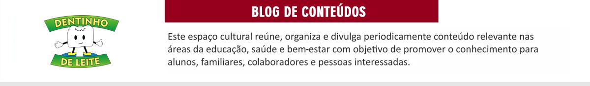 Blog Dentinho de Leite