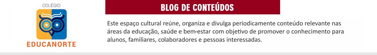 Blog Educanorte