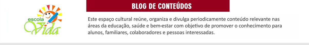 Blog Escola Vida SP