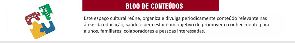 Blog Espaço Lúdico