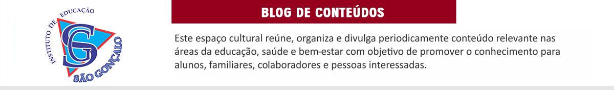Blog São Gonçalo