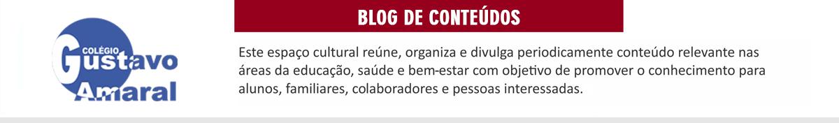 Blog Gustavo Amaral