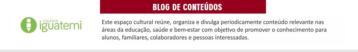 Blog Iguatemi