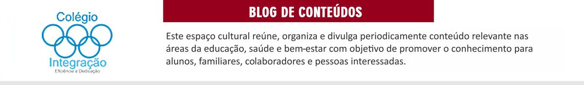 Blog Integração