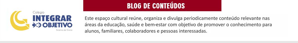 Blog Integrar