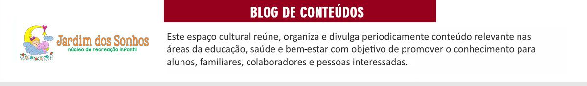 Blog Jardim dos Sonhos
