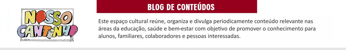 Blog Nosso Cantinho