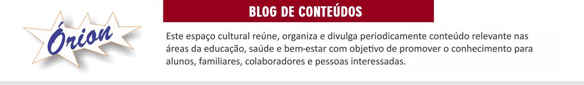 Blog Órion