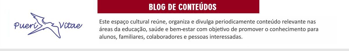 Blog Pueri Vitae