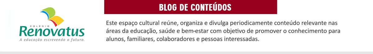 Blog Renovatus
