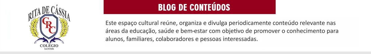 Blog Rita de Cássia