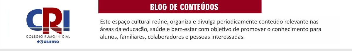 Blog Rumo Inicial
