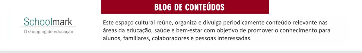 Blog Schoolmark | A Escola da Educação
