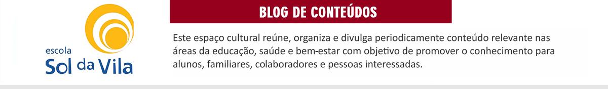 Blog Sol da Vila